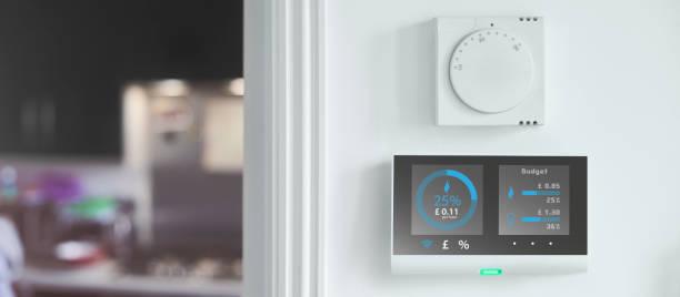 Smart meter readings in the home:スマホ壁紙(壁紙.com)