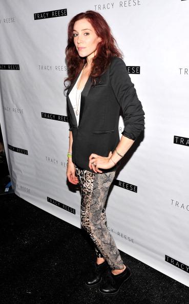 Stephen Lovekin「Tracy Reese - Backstage- Mercedes-Benz Fashion Week Spring 2014」:写真・画像(9)[壁紙.com]
