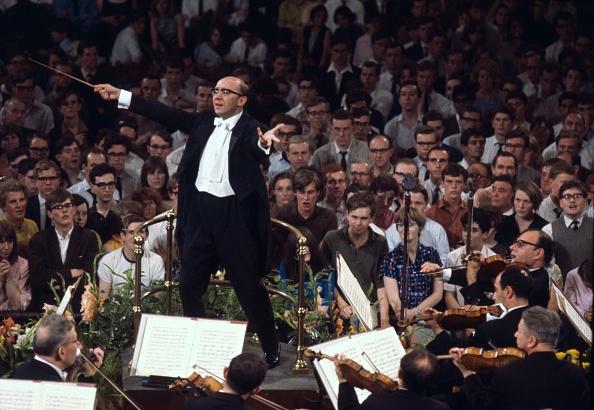 Musical Conductor「Rozhdestvensky At The Proms」:写真・画像(12)[壁紙.com]