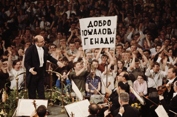 Conductor's Baton「Rozhdestvensky At The Proms」:写真・画像(2)[壁紙.com]