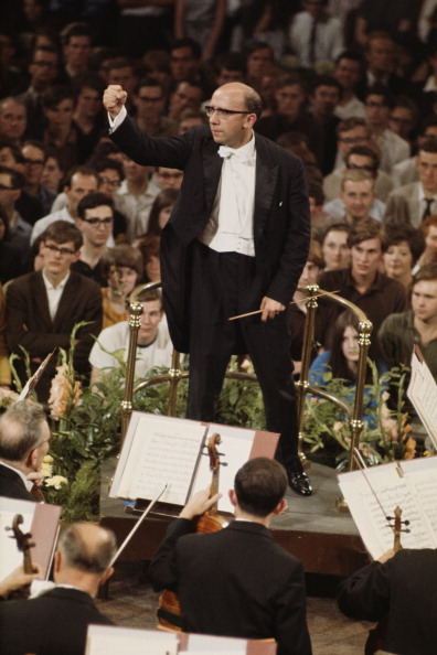 Conductor's Baton「Rozhdestvensky At The Proms」:写真・画像(3)[壁紙.com]