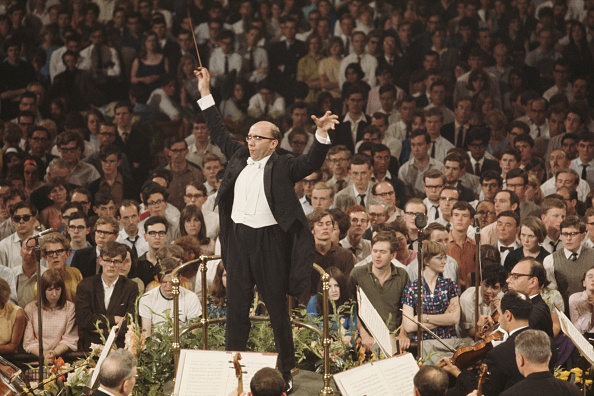Conductor's Baton「Rozhdestvensky At The Proms」:写真・画像(1)[壁紙.com]