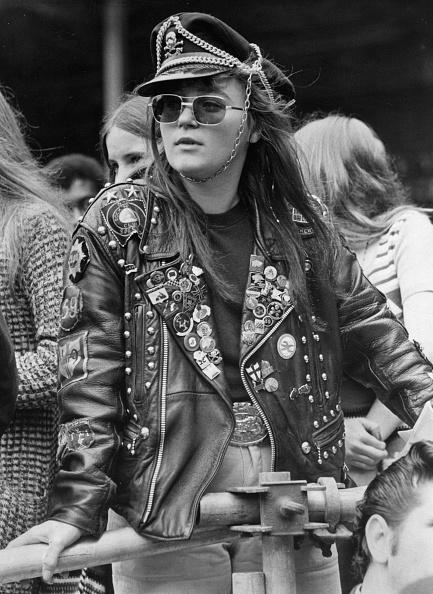 1970~1979年「Biker Girl」:写真・画像(19)[壁紙.com]