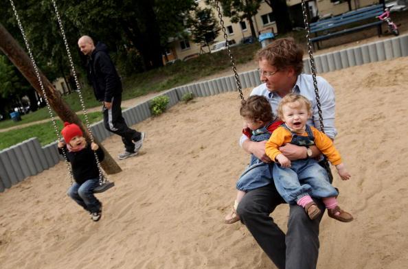 Family「Germany Debates Expanding Parental Leave」:写真・画像(13)[壁紙.com]