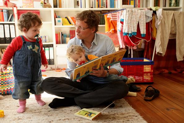 Child「Germany Debates Expanding Parental Leave」:写真・画像(14)[壁紙.com]