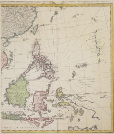 Latitude「Map of Indonesia」:スマホ壁紙(5)