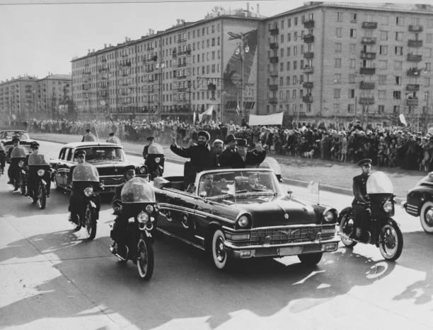 Visit「Castro And Khrushchev」:写真・画像(7)[壁紙.com]