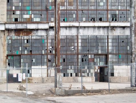 Chainlink Fence「Urban Decay」:スマホ壁紙(8)