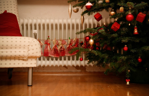 Electric Heater「Cosy Christmas」:スマホ壁紙(5)