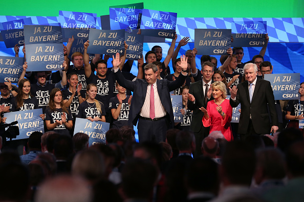 Decisions「CSU Holds Party Convention As Bavarian Elections Near」:写真・画像(19)[壁紙.com]