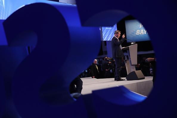 ベストオブ「CSU Holds Party Convention As Bavarian Elections Near」:写真・画像(10)[壁紙.com]