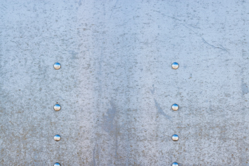 Textured「Weathered steel plate with buttons, copy space」:スマホ壁紙(10)