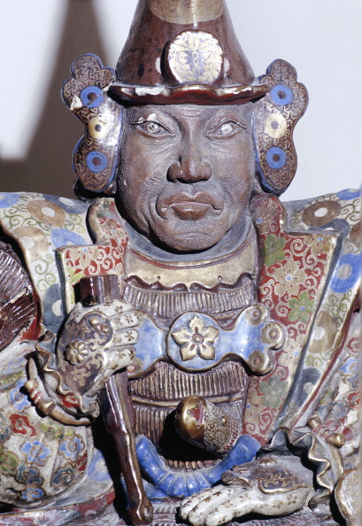 戦国武将「Figure of a Samurai warrior, Japanese.」:写真・画像(2)[壁紙.com]