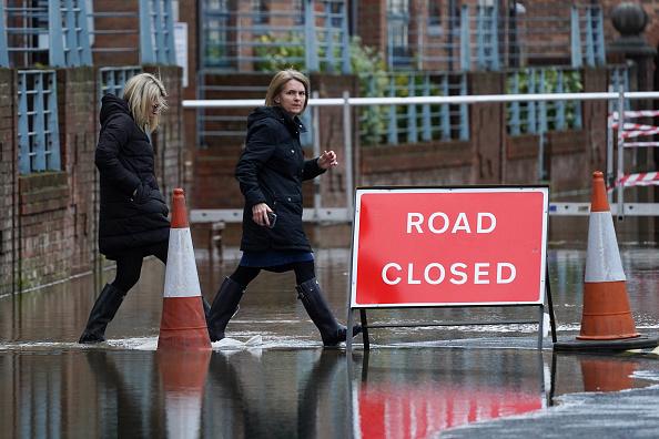 York - Yorkshire「Storm Dennis Causes Flooding In The UK」:写真・画像(4)[壁紙.com]