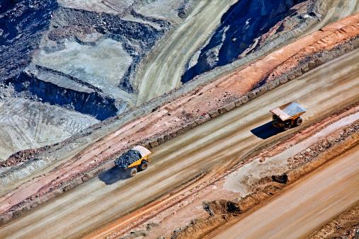 Dirt Road「(KCGM.) Gold mine,Western Australia」:スマホ壁紙(12)