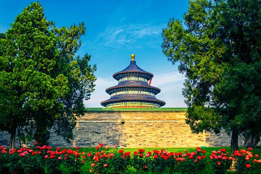 Igloo「Temple of Heaven in Beijing」:スマホ壁紙(12)
