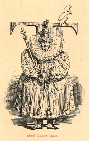 Elizabethan Style「Good Queen Bess」:写真・画像(3)[壁紙.com]