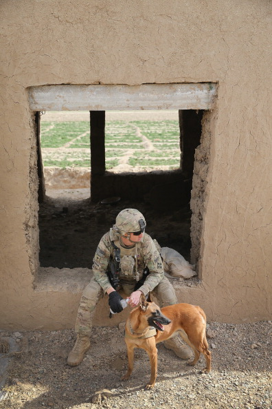 Daniel Gi「U.S. Soldiers Provide Security Around Kandahar Airfield」:写真・画像(2)[壁紙.com]