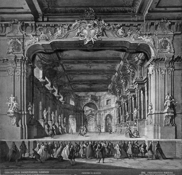 Stage Theater「Teatro Farnese」:写真・画像(12)[壁紙.com]
