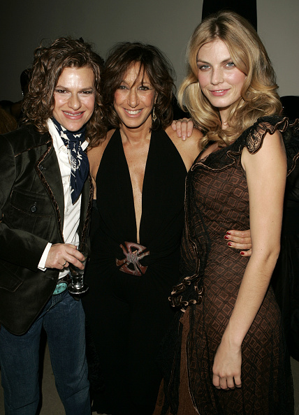 Hosiery「Donna Karan Celebrates The First 20 Years」:写真・画像(4)[壁紙.com]