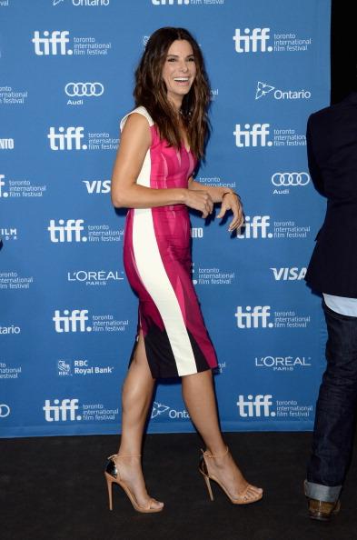 "Long Hair「""Gravity"" Press Conference - 2013 Toronto International Film Festival」:写真・画像(16)[壁紙.com]"