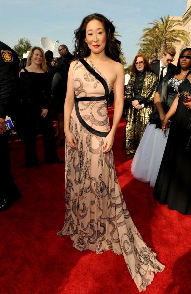 Strap「42nd NAACP Image Awards - Red Carpet」:写真・画像(1)[壁紙.com]