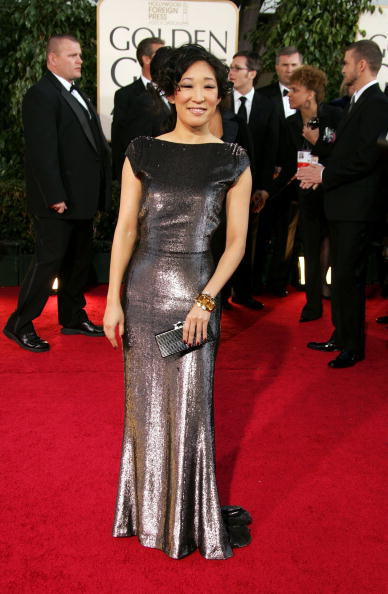 Golden Globe Awards 2007「The 64th Annual Golden Globe Awards - Arrivals」:写真・画像(7)[壁紙.com]
