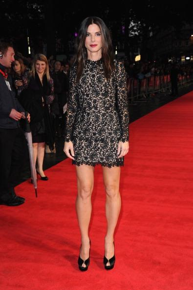 "Peep Toe「""Gravity"" - Red Carpet Arrivals: 57th BFI London Film Festival」:写真・画像(19)[壁紙.com]"