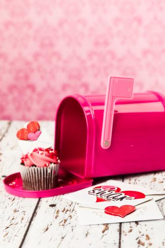 カップケーキ「あなたはメール:スイートの配送」:スマホ壁紙(14)