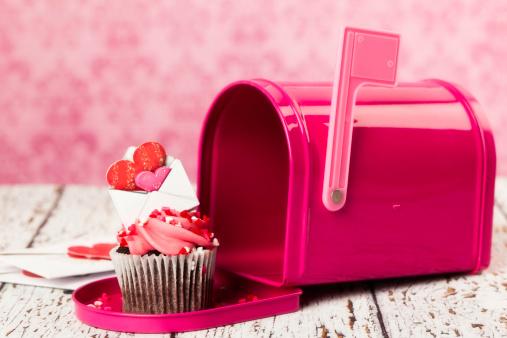 バレンタイン「あなたはメール:スイートの配送」:スマホ壁紙(9)