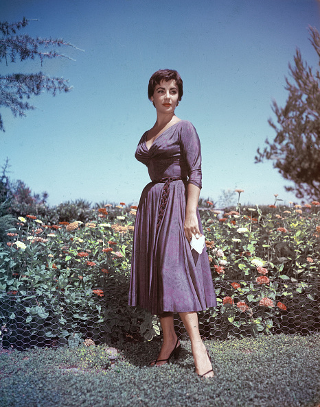 star sky「Portrait Of Elizabeth Taylor」:写真・画像(19)[壁紙.com]
