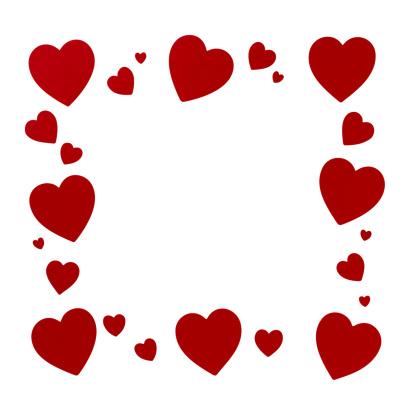 Love - Emotion「Frame of Heart Shapes」:スマホ壁紙(13)