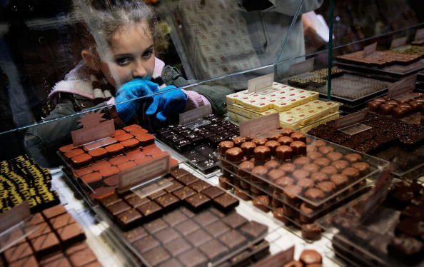 Easter Basket「New York Chocolatier Prepares Easter Basket Treats」:写真・画像(19)[壁紙.com]