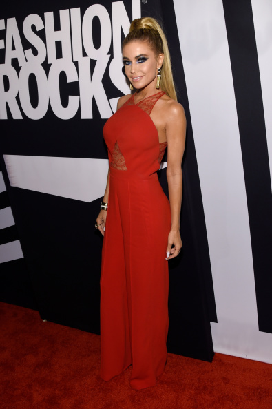 Carmen Electra「Three Lions Entertainment Presents Fashion Rocks 2014 - Arrivals」:写真・画像(14)[壁紙.com]