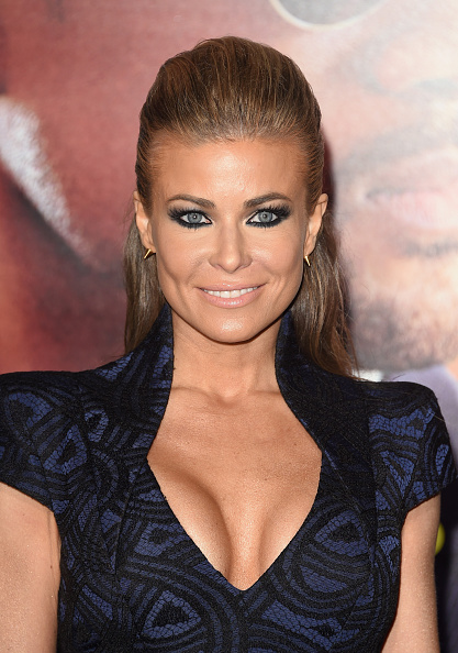 "Carmen Electra「Premiere Of Warner Bros. Pictures' ""Focus"" - Arrivals」:写真・画像(0)[壁紙.com]"