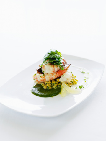 Coulis「Spot prawns with chickpeas, herb coulis and meyer lemon.」:スマホ壁紙(17)