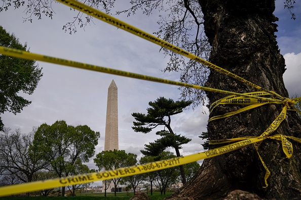 Washington DC「Coronavirus Pandemic Causes Climate Of Anxiety And Changing Routines In America」:写真・画像(8)[壁紙.com]