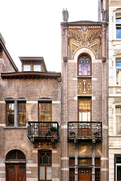 Townhouse「Maison-Atelier Albert Cortvriendt」:写真・画像(17)[壁紙.com]
