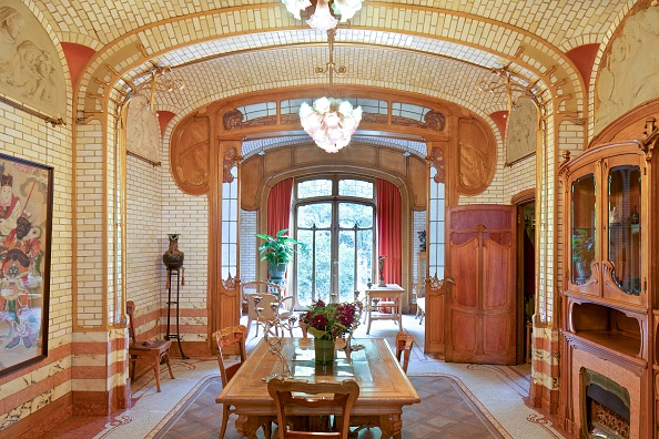 Museum「Maison Atelier Horta (Horta Museum)」:写真・画像(12)[壁紙.com]