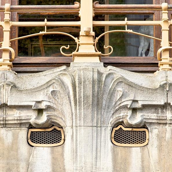 Art Nouveau「Maison Atelier Horta (Horta Museum)」:写真・画像(17)[壁紙.com]