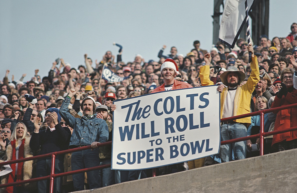 NFL「Pittsburgh Steelers vs Baltimore Colts」:写真・画像(18)[壁紙.com]