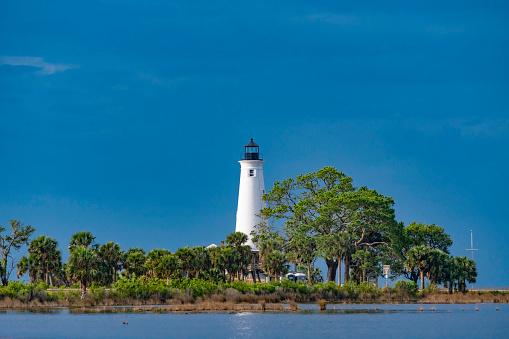 Tallahassee「St. Marks Lighthouse, Florida」:スマホ壁紙(19)