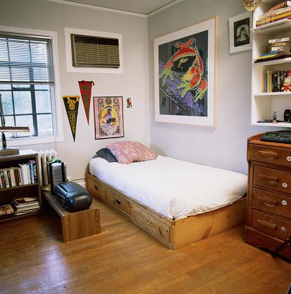 Bedroom「Cleaned Room」:スマホ壁紙(19)