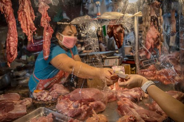 Wet「Northern Philippines Under Lockdown As The Coronavirus Continue To Spread」:写真・画像(0)[壁紙.com]
