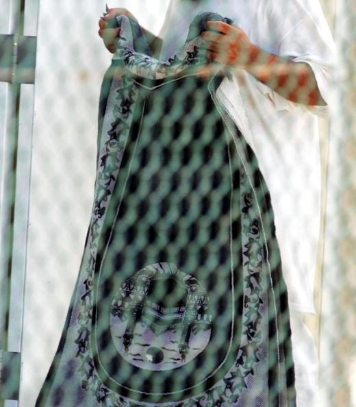 Rug「Detainee Hearings Continue At Guantanamo Bay」:写真・画像(1)[壁紙.com]