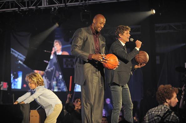 Alonzo Morning「Best Buddies Miami Gala 2015 - Dinner and Musical Performance」:写真・画像(12)[壁紙.com]