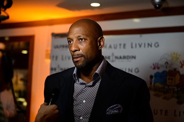 Alonzo Mourning「Haute Living And Ulysse Nardin Honor National Autism Day With Hassan Whiteside」:写真・画像(17)[壁紙.com]