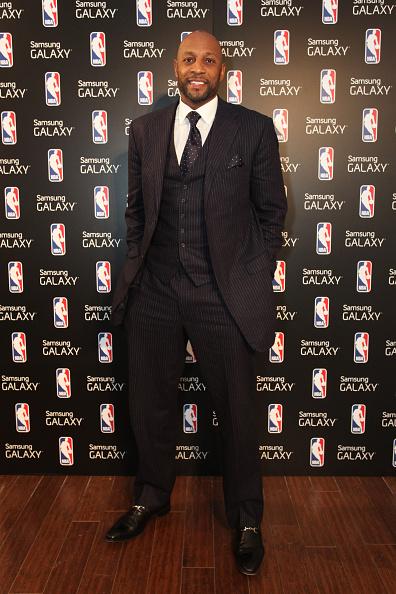 アロンゾ モーニング「Samsung At NBA All Star 2015」:写真・画像(8)[壁紙.com]