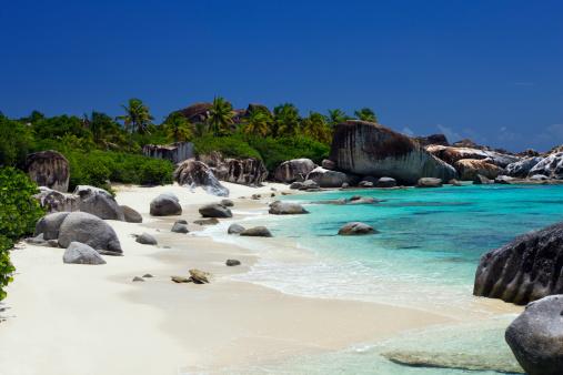 British Virgin Islands「The Baths - beautiful beach in Virgin Gorda, BVI」:スマホ壁紙(16)