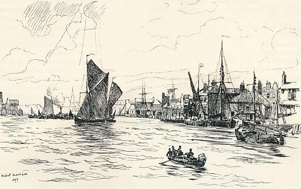 From Limehouse Pier:ニュース(壁紙.com)